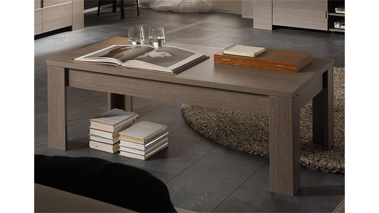 Couchtisch EOS Tisch Wohnzimmertisch In Eiche Grau Dekor