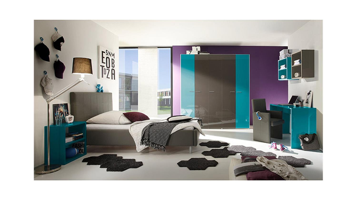 belsonno kinder jersey spannbettlaken t rkis ko tex. Black Bedroom Furniture Sets. Home Design Ideas