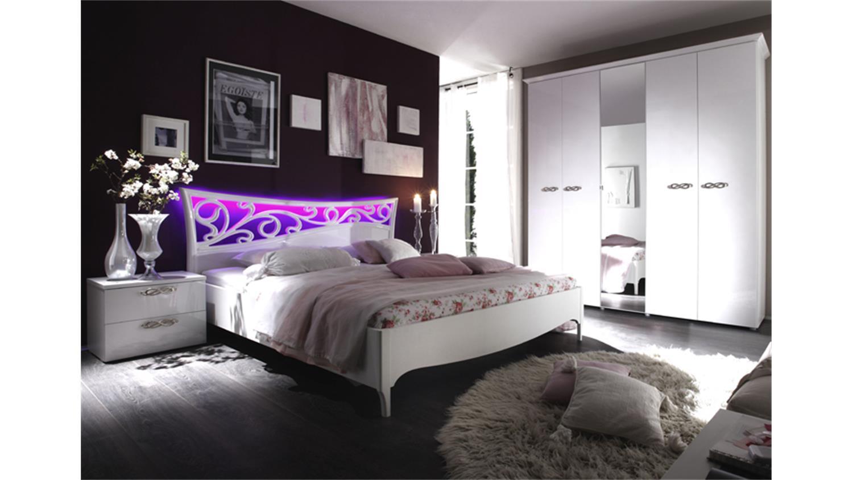 20170111221647 schlafzimmer weiß hochglanz lackiert ~ easinext.com