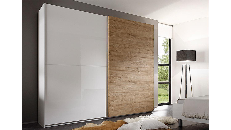 schwebet renschrank grau eiche. Black Bedroom Furniture Sets. Home Design Ideas