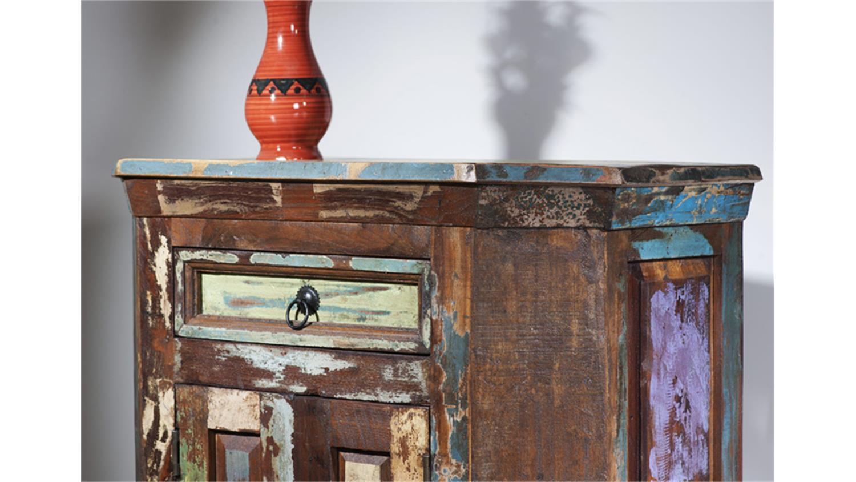 kommode riverboat echtes altholz 70 cm breit. Black Bedroom Furniture Sets. Home Design Ideas