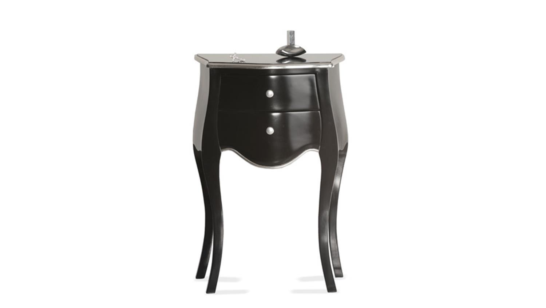 kommode schwarz 70 cm breit innenr ume und m bel ideen. Black Bedroom Furniture Sets. Home Design Ideas