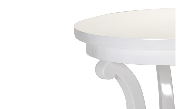 pomp mahagoni mdf weiß 65 cm hoch, Moderne