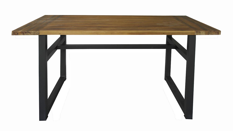 esstisch thalysa von sit teakholz recycelt 200x100 cm. Black Bedroom Furniture Sets. Home Design Ideas