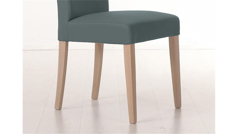 stuhl samiro 1 polsterstuhl esszimmerstuhl in grau und. Black Bedroom Furniture Sets. Home Design Ideas