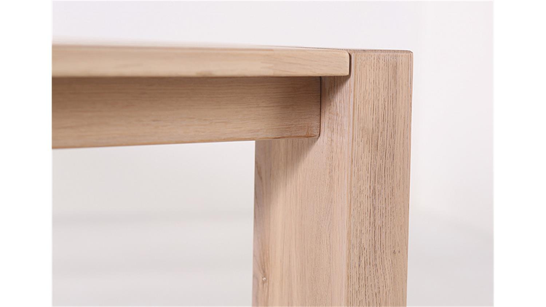 esstisch sonoma eiche ausziehbar innenr ume und m bel ideen. Black Bedroom Furniture Sets. Home Design Ideas