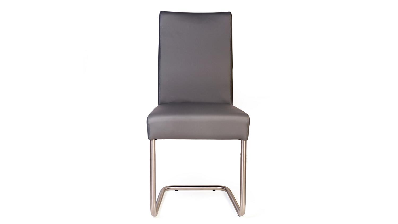 schwingstuhl kadira stuhl in kaiman grau bis 140kg. Black Bedroom Furniture Sets. Home Design Ideas