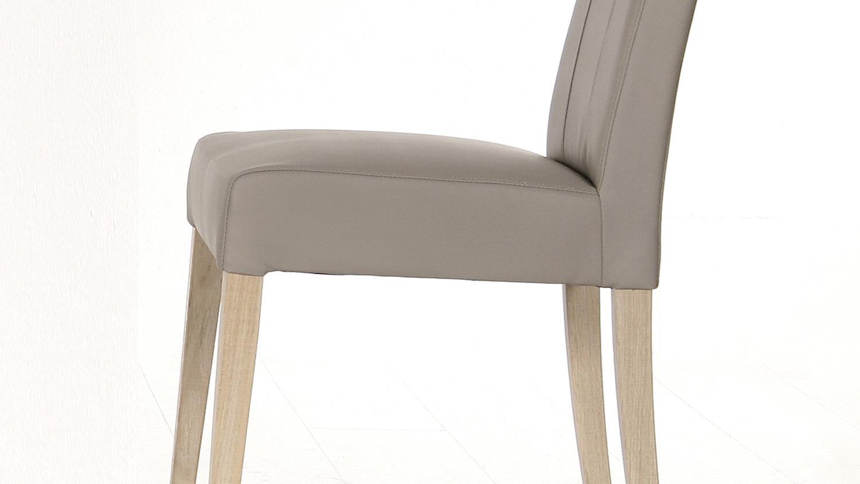 stuhl samiro 2 esszimmerstuhl in schlamm und sonoma eiche mit griff. Black Bedroom Furniture Sets. Home Design Ideas