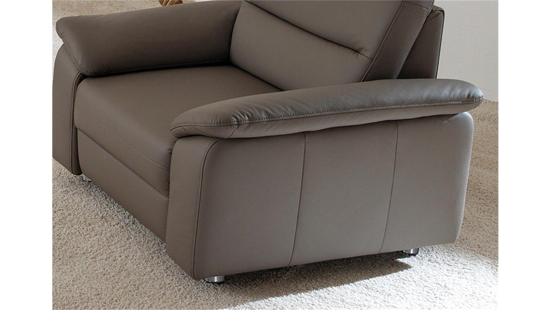 sessel delano sofa fernsehsessel polsterm bel in grau braun. Black Bedroom Furniture Sets. Home Design Ideas