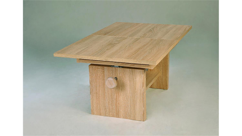 Tisch Sonoma Eiche ~ Couchtisch event beistelltisch tisch sonoma eiche sägerau