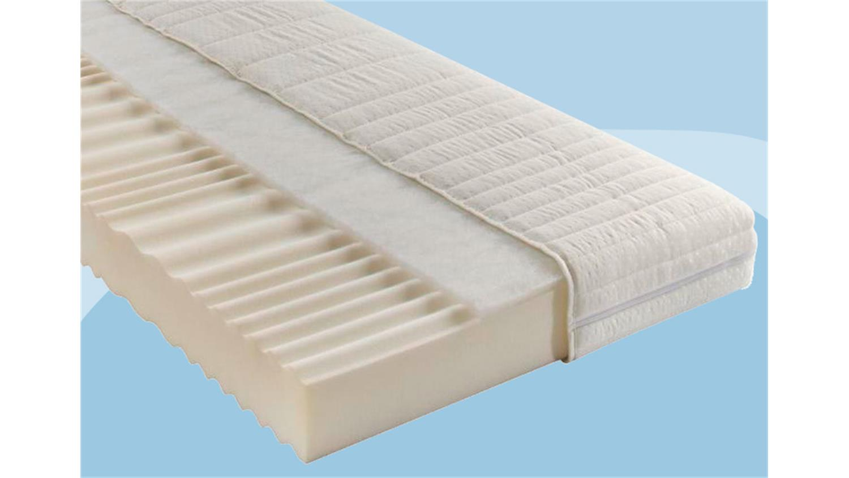 kaltschaummatratze 7 zonen dormipur k360 140x200. Black Bedroom Furniture Sets. Home Design Ideas
