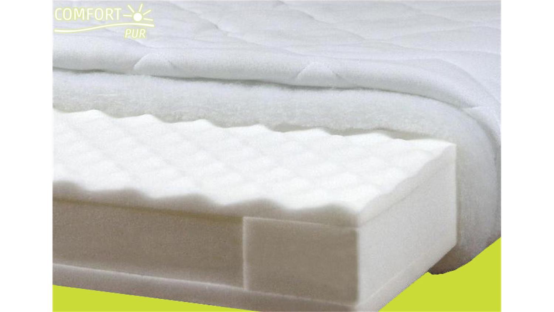 kindermatratze comfortpur p460 rollmatratze wendbar 70x140. Black Bedroom Furniture Sets. Home Design Ideas