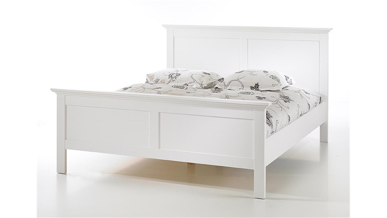 Holzbett weiß landhaus  Bett Weiß 180×200 Landhaus | tentfox.com