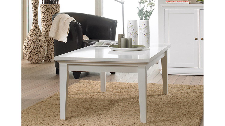 couchtisch paris tisch in wei dekor wohnm bel landhausstil. Black Bedroom Furniture Sets. Home Design Ideas