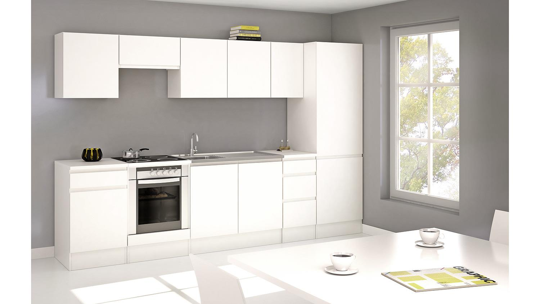 hochschrank k che ma e. Black Bedroom Furniture Sets. Home Design Ideas