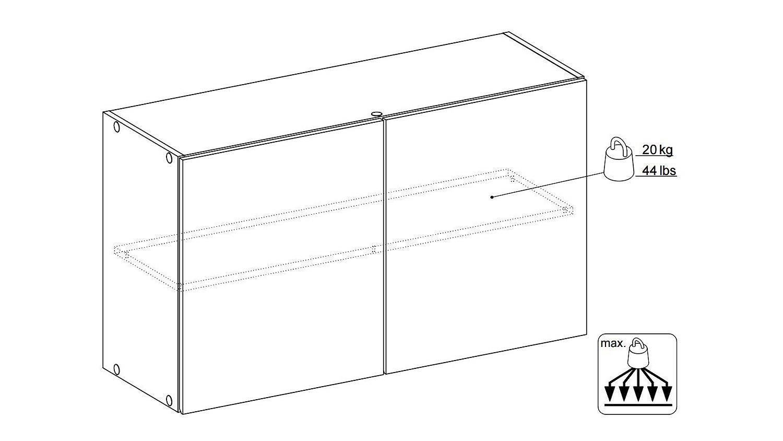 eck hngeschrank kche mikrowelle unter hngeschrank montieren nobilia with eck hngeschrank kche. Black Bedroom Furniture Sets. Home Design Ideas