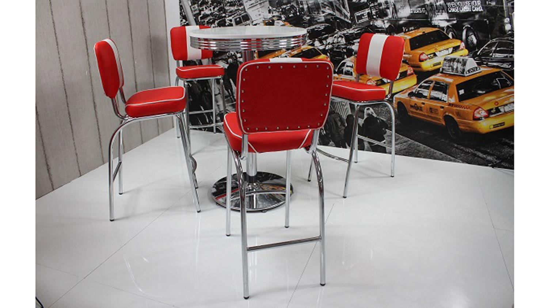 Barhocker küche rot moderne küche für kleine räume ikea u form