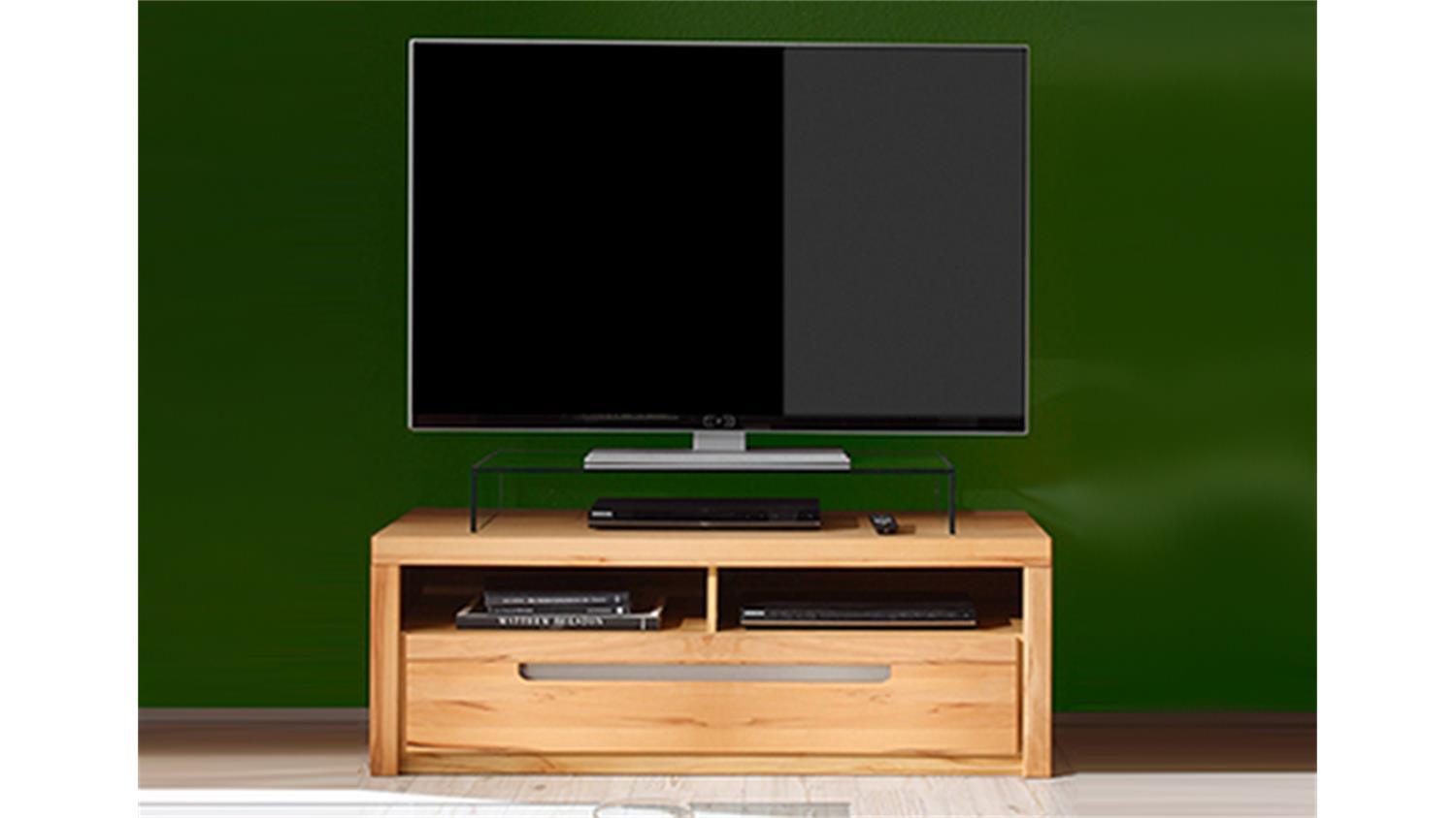 tv lowboard zino kern buche massiv lamellen. Black Bedroom Furniture Sets. Home Design Ideas