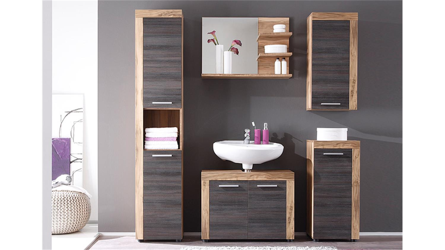 badezimmer set braun bestseller shop f r m bel und einrichtungen. Black Bedroom Furniture Sets. Home Design Ideas