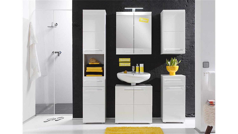 waschbeckenschrank bora badezimmer schrank wei mit. Black Bedroom Furniture Sets. Home Design Ideas
