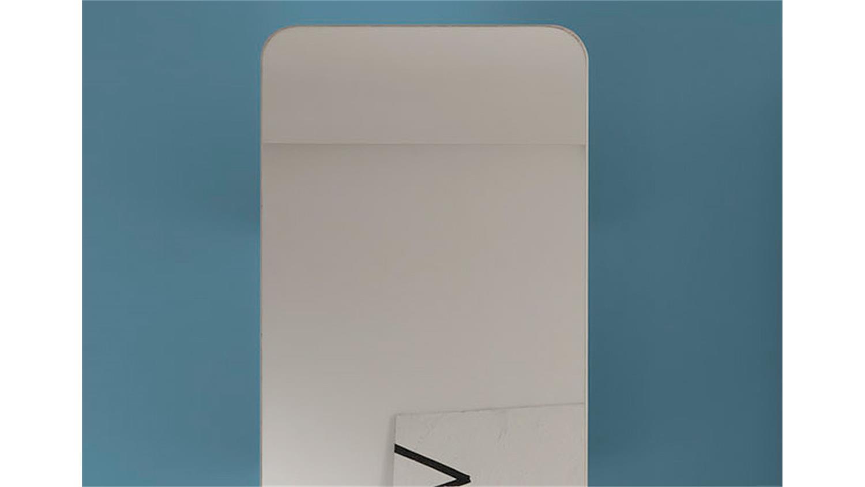 spiegel retro bad badezimmer in wei mit stauraum 45x176. Black Bedroom Furniture Sets. Home Design Ideas