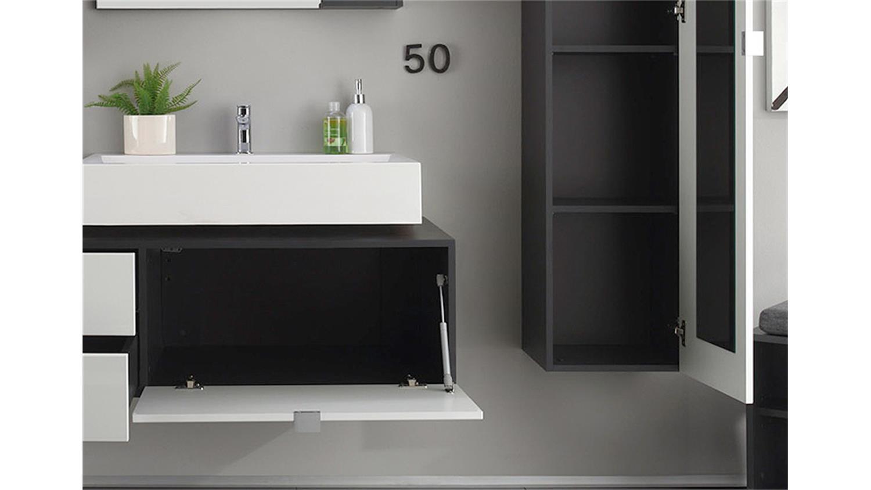 Badezimmer Grau Weiß ~ Beste Inspirations-innenarchitektur Badezimmer In Grau Weiss