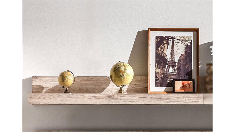 wandboard passat regal in eiche sand 115 cm breit. Black Bedroom Furniture Sets. Home Design Ideas
