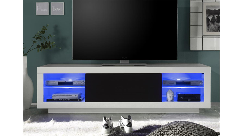 tv lowboard led. Black Bedroom Furniture Sets. Home Design Ideas