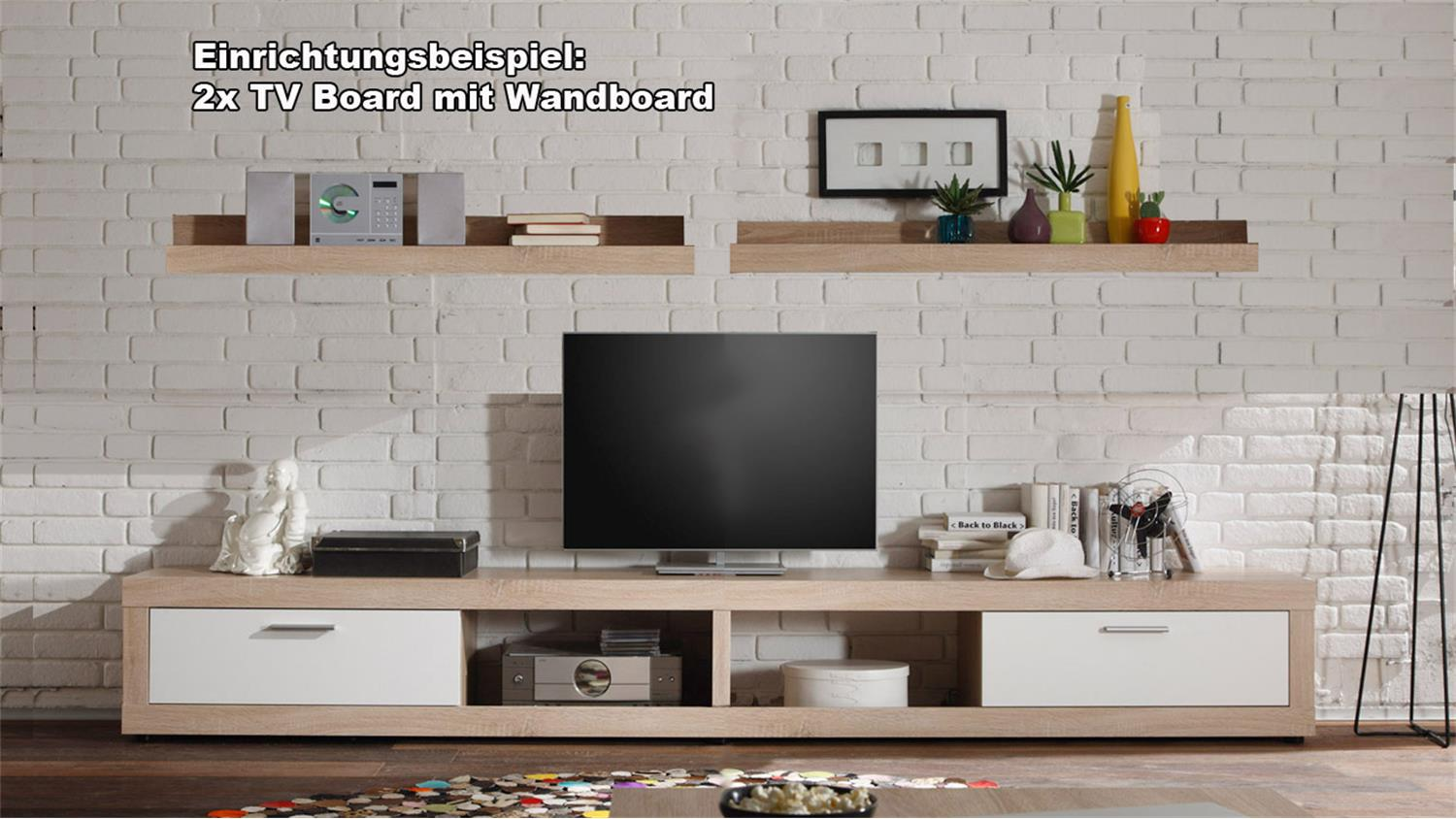 tv wandboard tv wandboard with tv wandboard stunning. Black Bedroom Furniture Sets. Home Design Ideas