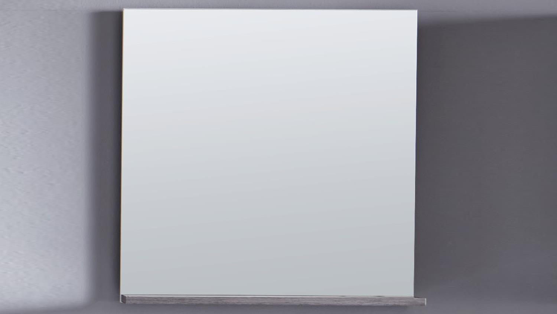 bad spiegel san diego bad in wei rauchsilber wandspiegel. Black Bedroom Furniture Sets. Home Design Ideas