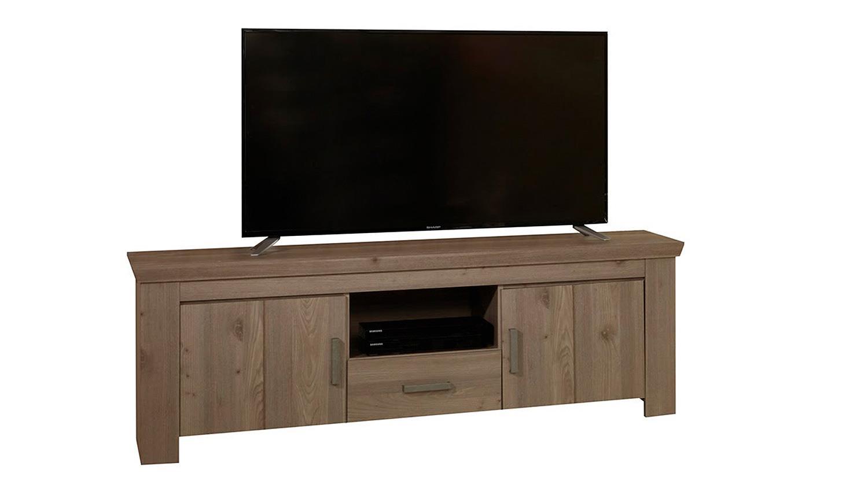 tv board ameland in nelson eiche mit 1 fach und 2 t ren. Black Bedroom Furniture Sets. Home Design Ideas