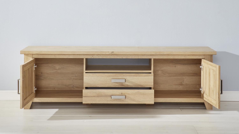 tv board 2 canyon lowboard unterschrank fernsehrschrank in. Black Bedroom Furniture Sets. Home Design Ideas