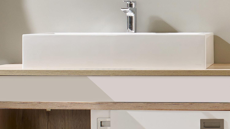 Elegant Bad Unterschrank Weiß Das Beste Von
