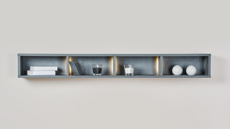 wandregal betonoptik swalif. Black Bedroom Furniture Sets. Home Design Ideas