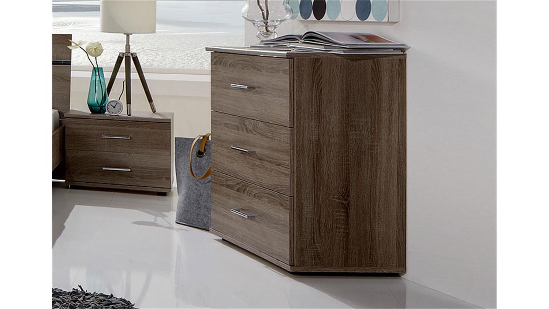 kommode anna schubkastenkommode in eiche montana. Black Bedroom Furniture Sets. Home Design Ideas