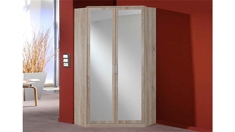CLICK Sonoma Eiche sägerau Spiegel 120 cm