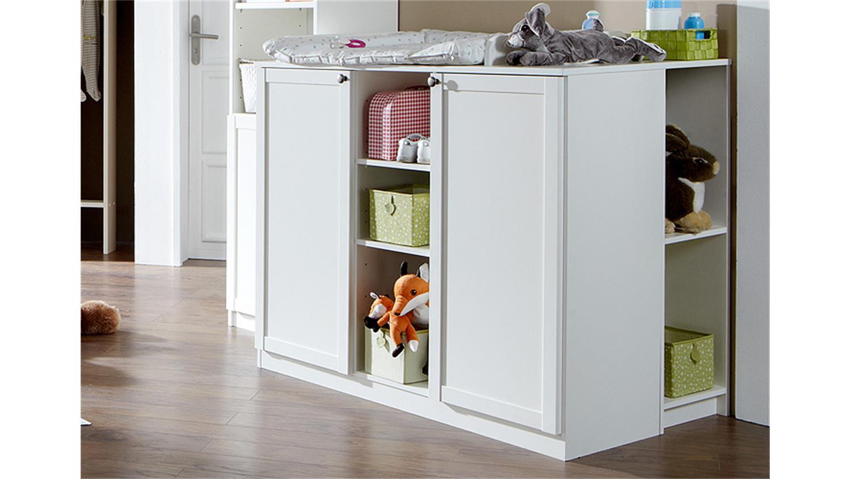 babyzimmerset filou 5 teilig bett schrank kommode alpinwei. Black Bedroom Furniture Sets. Home Design Ideas