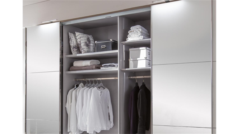 schwebet renschrank escape alpinwei mit spiegel 300 cm. Black Bedroom Furniture Sets. Home Design Ideas