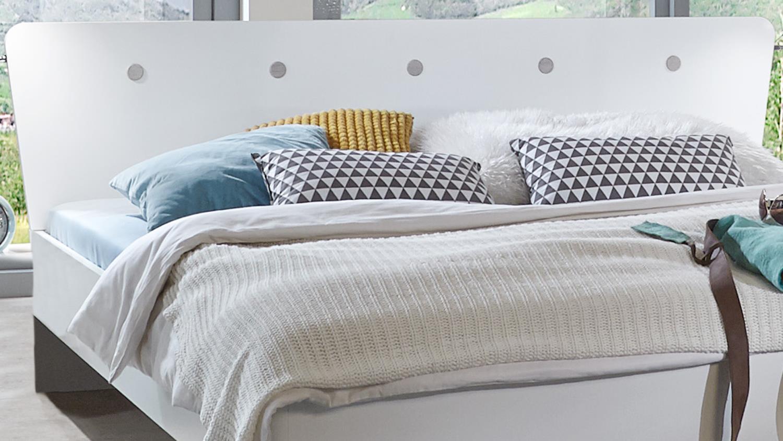 futonbett bergen alpinwei eiche s gerau bett 180x200 cm. Black Bedroom Furniture Sets. Home Design Ideas