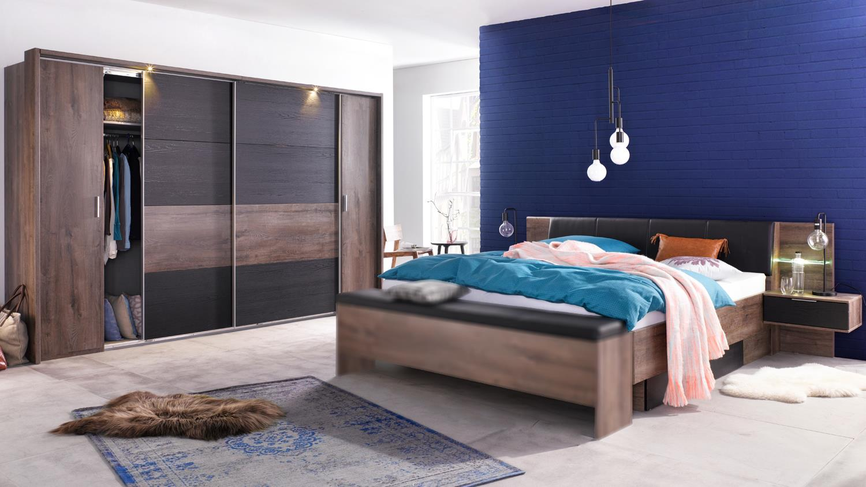 moderne schlafzimmermobel sets gautier. Black Bedroom Furniture Sets. Home Design Ideas