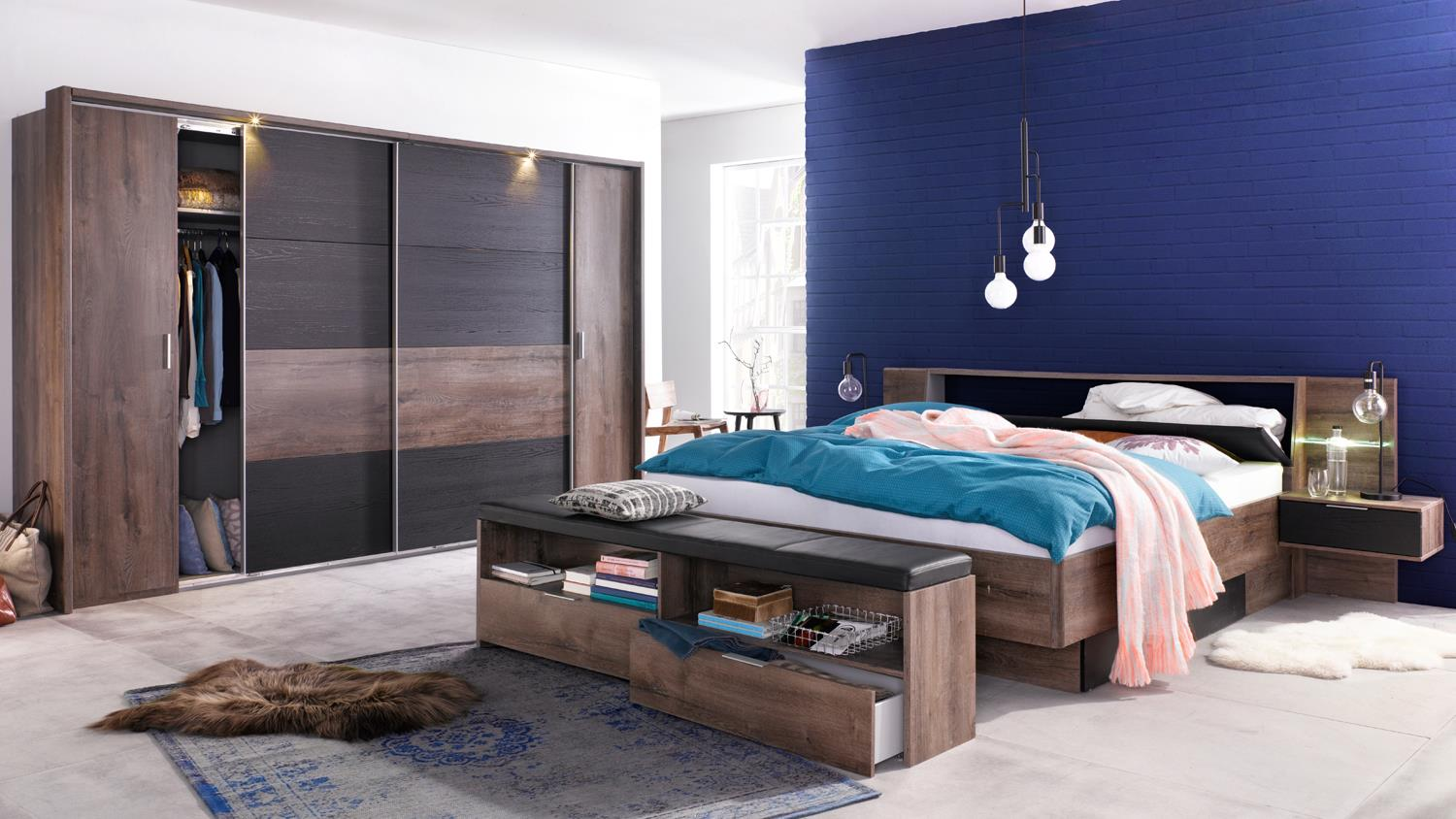 moderne dekoration indirekte wandbeleuchtung led images uncategorized moderne dekoration. Black Bedroom Furniture Sets. Home Design Ideas