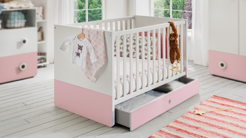 Etagenbett Mit Gitterbett : Gitterbett in weiß baby jetzt bestellen unter moebel