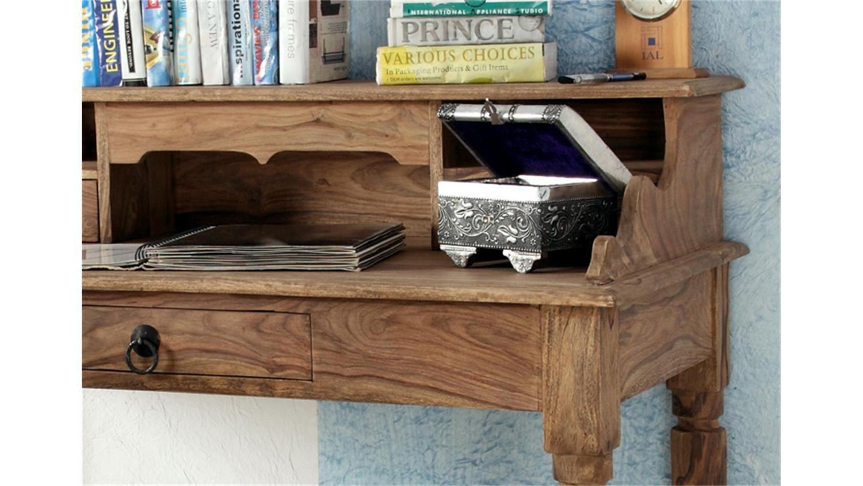 sekret r bombay 6038 massivholz sheesham natur wolf m bel. Black Bedroom Furniture Sets. Home Design Ideas
