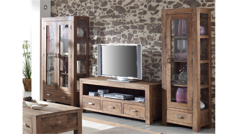 tv board longboard guru 6618 akazie massiv von wolf m bel. Black Bedroom Furniture Sets. Home Design Ideas