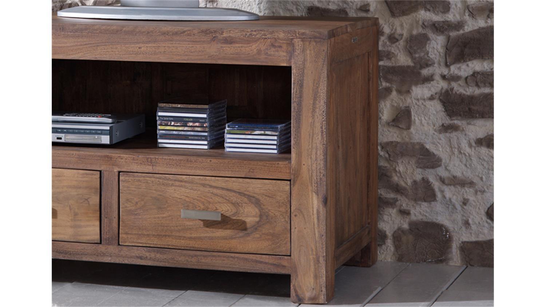 tv board longboard guru 6646 akazie massiv von wolf m bel. Black Bedroom Furniture Sets. Home Design Ideas
