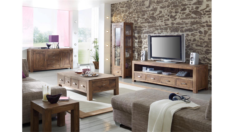 tv board longboard guru 6647 aus massiver akazie in stone. Black Bedroom Furniture Sets. Home Design Ideas
