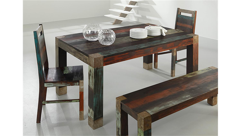 Moebel Pfister Esstisch ~ Esstisch 160×100 GOA von Wolf Möbel in Massivholz Mango