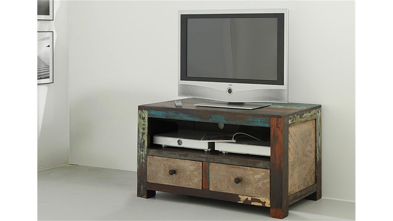 tv board goa von wolf m bel in massivholz mango. Black Bedroom Furniture Sets. Home Design Ideas
