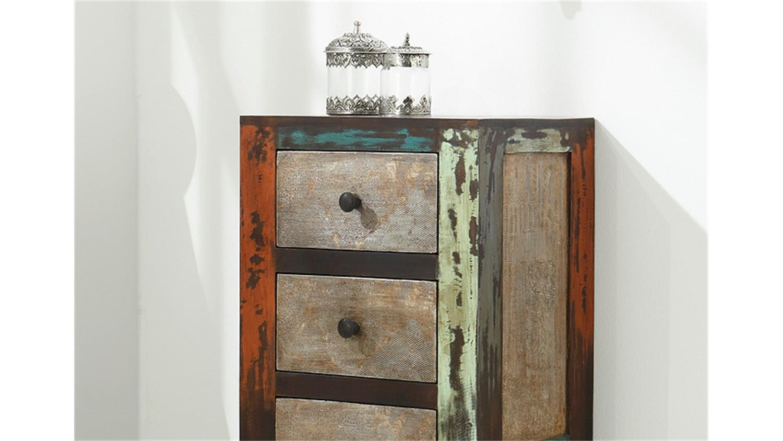 kommode klein goa von wolf m bel in massivholz mango. Black Bedroom Furniture Sets. Home Design Ideas