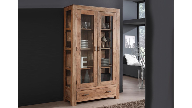 wohnwand mit glasvitrine wohnwand vollholz mit glasvitrine und barfach bad hersfeld with. Black Bedroom Furniture Sets. Home Design Ideas